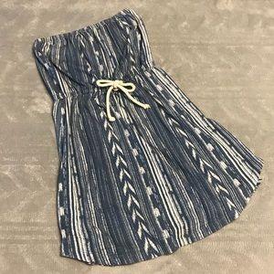BILLABONG Strapless dress